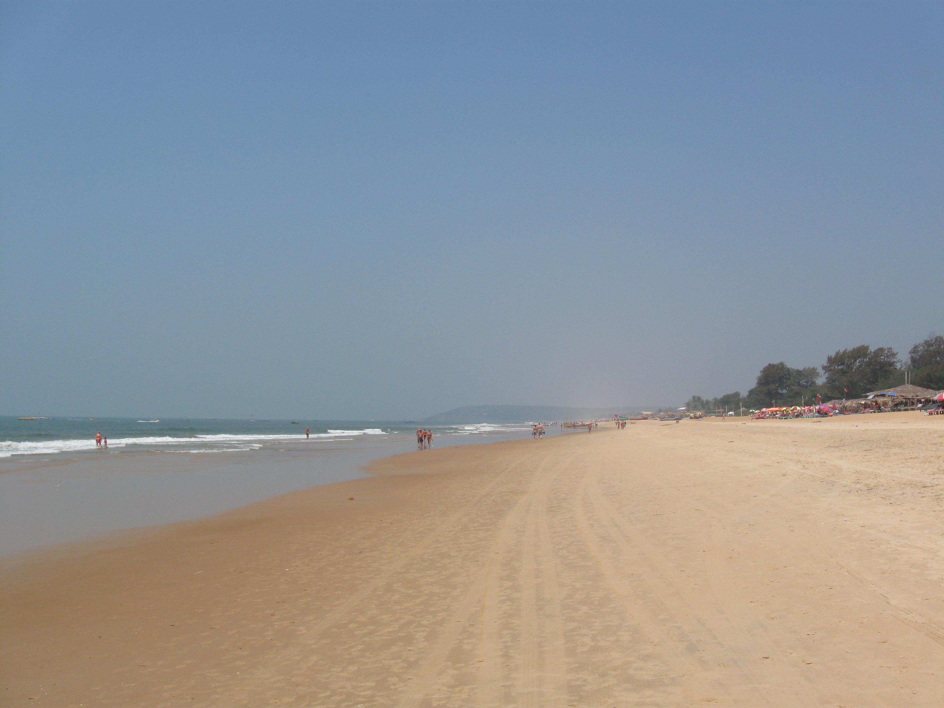 тв-сигнала пляж кандолим гоа индия фото подобным характеристикам